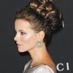 Moño XXL con extensiones- Kate Beckinsale