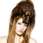 peinados excentricos