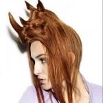 peinados excentricos 5