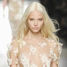 Ice blonde: Tendencia corte pelo para chica 2016