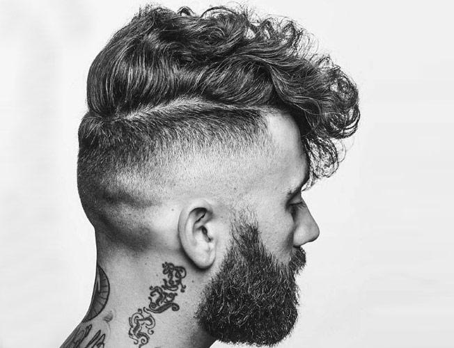 Tendencias peinados hombre