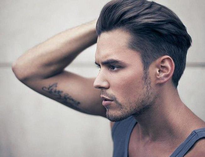 Tendencias peinados para hombres 2016