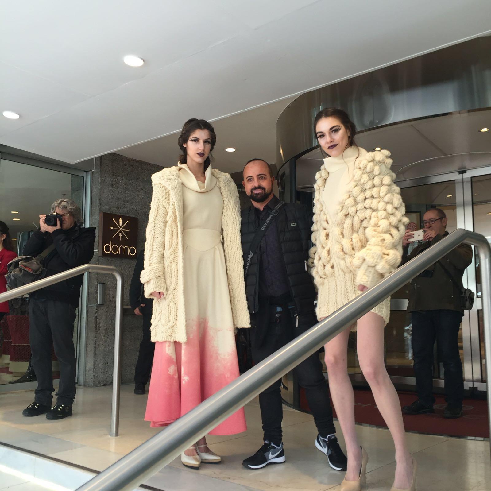 prentacion madrid fashion week