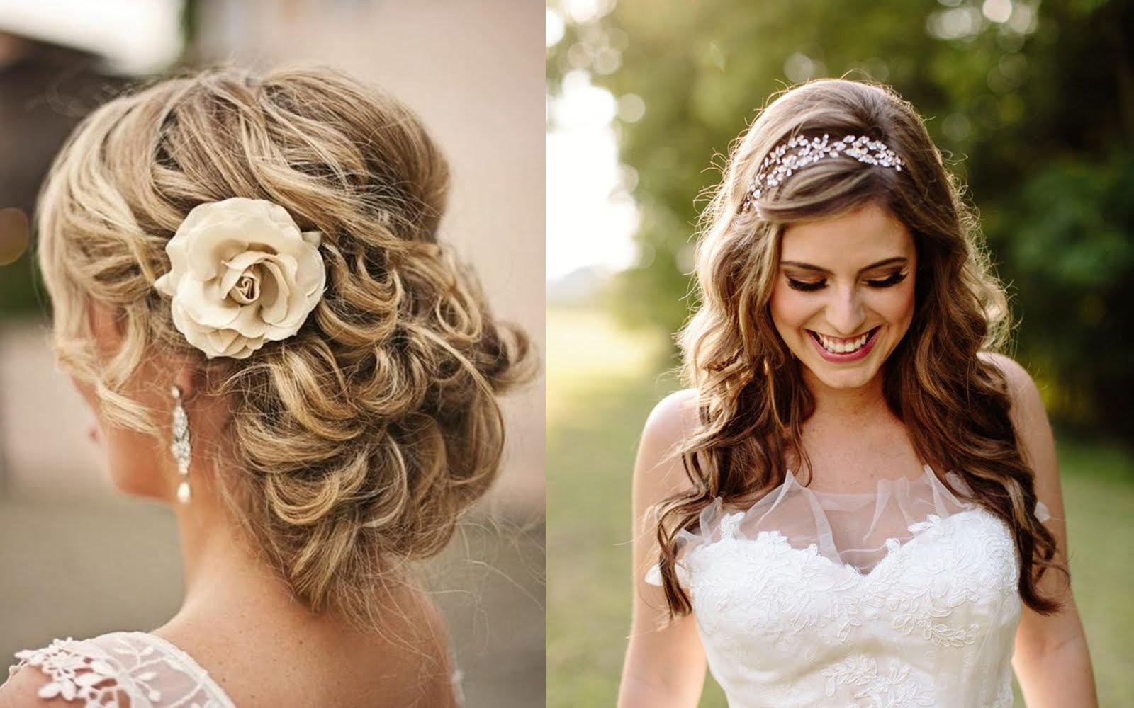 peinados de novias 2016