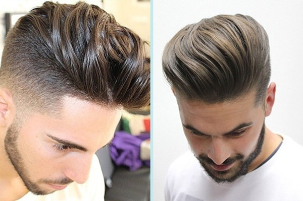 Corte de cabello para hombres undercut