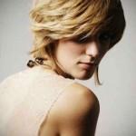 Peinados cortos para mujeres de 40 años