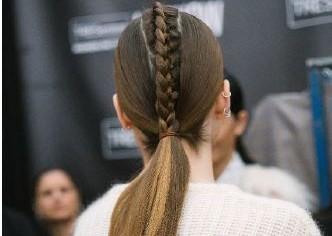 peinados de moda en verano