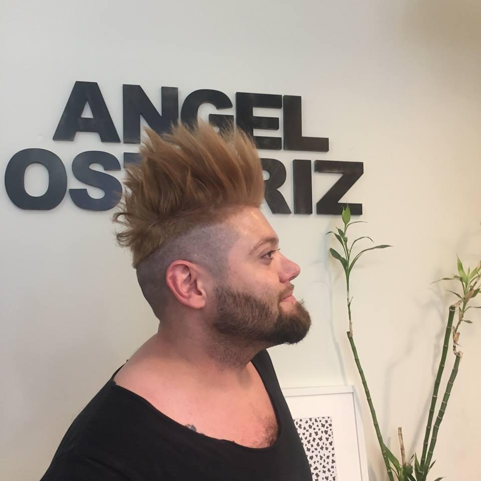 peinado punk otoño 2016