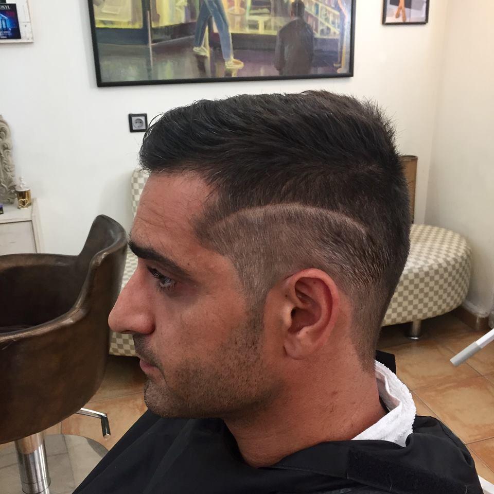 peinados para hombres de todas las edades