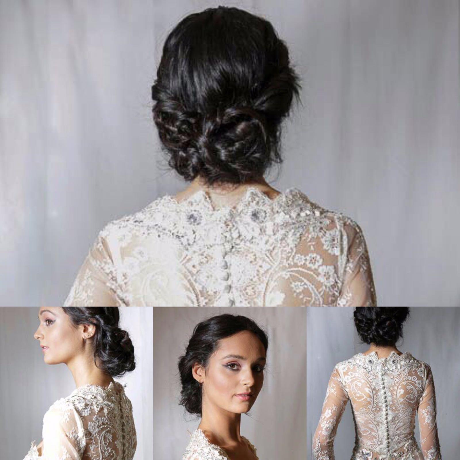 Peinados especiales para novias