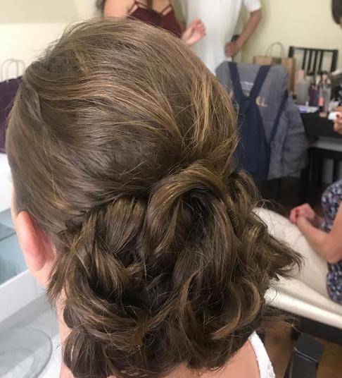 Peinados ideales para bodas