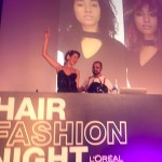 L'Oreal Hair Fashion Night